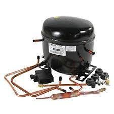 refrigerator compressor. general electric wr87x10111 refrigerator compressor
