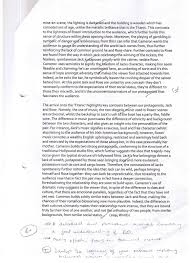 film analysis essay example visual analysis essays on to better visual approach essays on essay