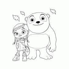 Wissper Kleurplaat Printen Leuk Voor Kids