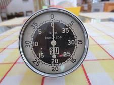 hand tachometer vintage stewart warner tachometer hand held 0 4000 rpm