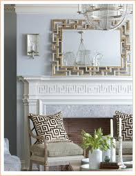 amusing fireplace mantel mirror mirrors over decoration ideas homesfeed