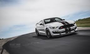 Light Grey Mustang Photo Of The Day Stunning 2016 Ford Mustang Shelby Gt350r