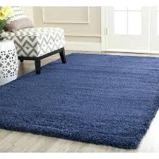 homey design navy blue area rug rugs 8x10 solid pretty ideas