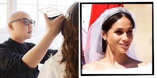 meghan s royal wedding make up artist daniel martin reveals his weirdest beauty tricks that actually work
