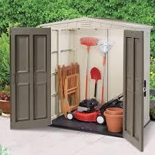 Small Picture Garden Storage Sheds Garages Workshops Metal Plastic Timber Garden