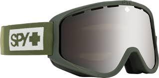 Spy Goggles Lens Chart Woot Goggles Bonus Lens