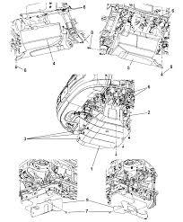2008 dodge caliber underbody shields skid plates diagram i2205339