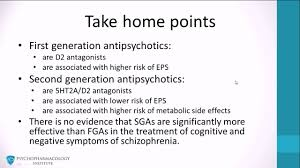 Antipsychotic Medication Comparison Chart First Vs Second Generation Antipsychotics