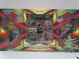 Pokemon Premium Collection Box Mega TYRANITAR EX