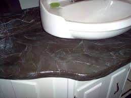 counter tops we use solid concrete or the overlay system creating counters that would never be guessed to be concrete by your guest