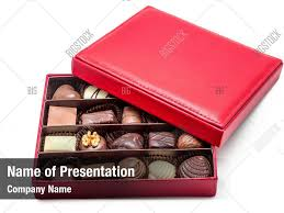 Chocolate Box Powerpoint Template Chocolate Box Powerpoint