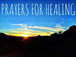 Prayer for healing - Evangelical Endtimemachine