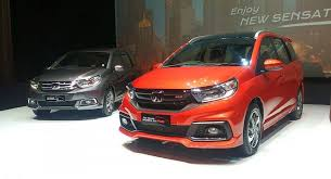 new car launches honda mobilioHonda Unveils 2017 Mobilio MPV Packing A Few Styling Tweaks