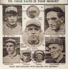 black sox scandal