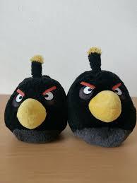 Angry Birds Black Bomb Lot of 2 NO SOUND Plush 5 Commonwealth - Angry Bird  Gifts #angrybird #angrybirds - Angry Birds Black Bomb … | Bird gifts, Angry  birds, Bird