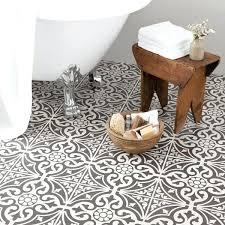 patterned bathroom floor tiles patterned bathroom vinyl floor tiles