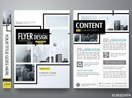 Business Portfolio Template Portfolio Design Template Vector Minimal Brochure Report