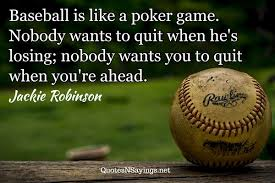 Baseball Quote Best Famous And NotSoFamous Baseball Quotes And Sayings
