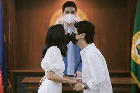 getting married during a pandemic i do