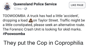 Queensland Police Service 12 Hrs S Like Page Toowoomba A Truck Has