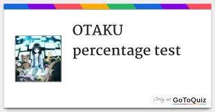 Tienes alguna serie de anime en cd o vhs? Otaku Percentage Test