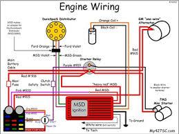 one wire alternator diagram Single Wire Alternator Wiring Diagram one wire alternator wiring diagram please ffcars com factory single wire alternator wiring diagram 70 nova