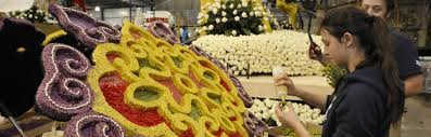 Rose Bowl Float Decorating Downton Abbey' Get's Float At 60 Rose Bowl Parade So Who Is The 23