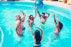 13 fun pool party games for s