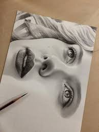Picture Drawings Highly Detailed Close Ups Of Amazing Hyper Realistic Pencil Drawings