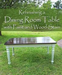 refinishing dining room table refinish dining room table veneer top tutorial on refinishing a wood veneer