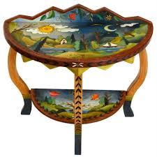 hand painted furnitureSticks Furniture Accessories Art Hand Painted Furniture and