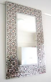 Bathroom Mirrors Mosaic Bathroom Mirrors Home Design Image