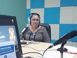 Nos visita en la cabina de Radio... - Instituto Salvadoreño del ...