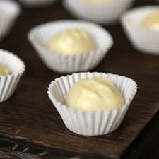 white chocolate truffles popsugar food