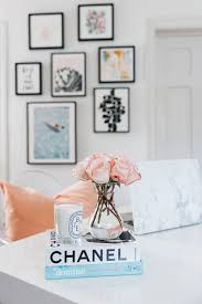 gallery home office desk. brightontheday home office desk space inspiration minted gallery wall white west elm parsons u