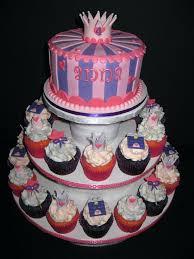 Princess Birthday Cake And Princess Birthday Cupcakes Click Here To