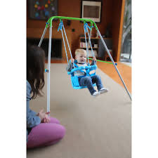the sportspower my first toddler swing