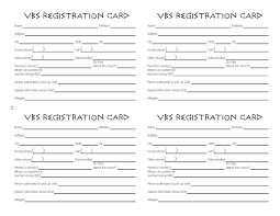 printable registration form template registration card template oyle kalakaari co