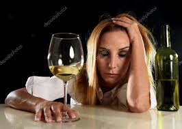 Image result for drunk and alone
