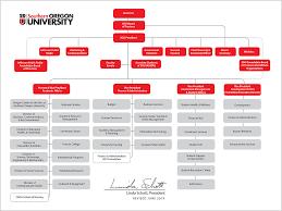 Sou Organizational Chart Sou Office Of The President