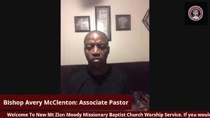 New Mt Zion Moody Missionary Baptist Church - Sunday Worship Service |  Facebook