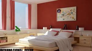 latest wall paint texture designs for bedroom