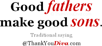 Thank You Quotes For Dad Saying Thank You To Your Father