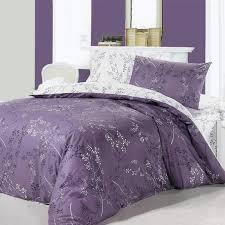 purple comforter sets king size bedding tokida for 2 bedroom
