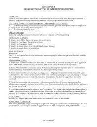 Non Essential Parts Ofusiness Letter Letters Resumenents Resumes
