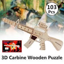 1 x model puzzle