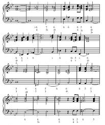 Figured Bass Chart 2b Figured Bass