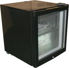 glass door mini bar fridge with lock 38cans sony dsc