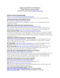 Best Photos Of Bibliography Format For Websites Bibliography