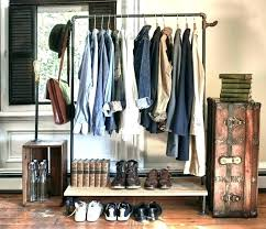 clothes storage rack clothes rack storage garment storage racks clothes hanger rack is very stylish and